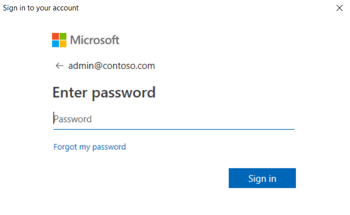 Microsoft Exchange Online Remote PowerShell login