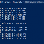 Why Office 365 Users' Last Logon Time Reported by Get-MailboxStatistics is inaccurate?