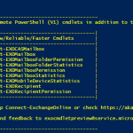 Connect to Exchange Online PowerShell without Basic Authentication