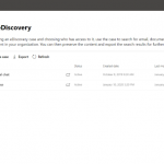 Microsoft Deprecating Exchange E-discovery Tools by Introducing Office 365 Compliance E-discovery Features