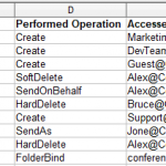 Export Non-owner Mailbox Access Report to CSV