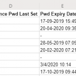 Export Office 365 Users' Last Password Change Date to CSV