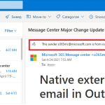 Enable External Email Warning Tag in Exchange Online